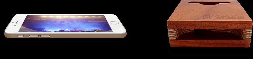 iPhone & OKUNe